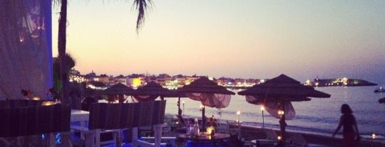 Kahlua Beach Bar is one of Greece.