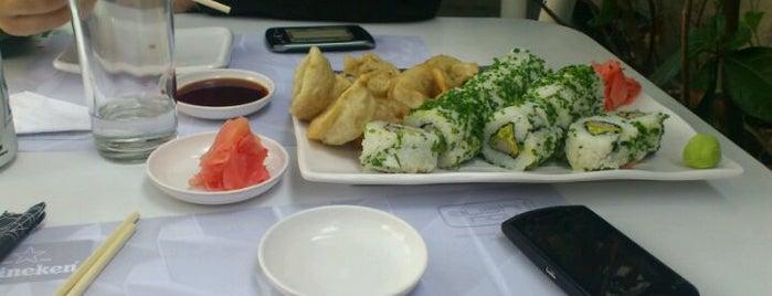 Sushi Now is one of Restaurantes, Bares, Cafeterías y Mundo Gourmet.