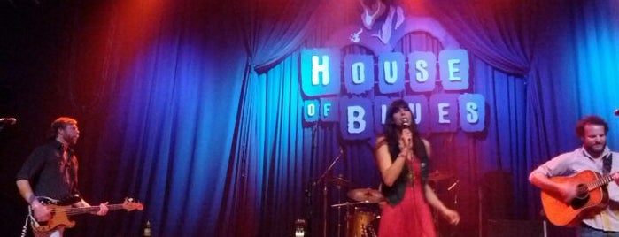 House of Blues San Diego is one of San Diego.