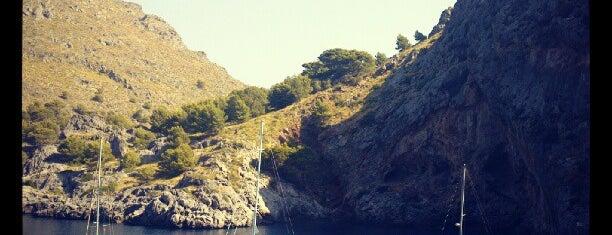 Sa Calobra is one of Playas de Mallorca.