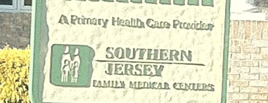 Southern Jersey Family Medical Centers, Inc. is one of Lieux qui ont plu à Richard.