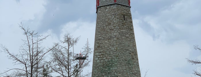 Gibraltar Point Lighthouse is one of Tawseef'in Beğendiği Mekanlar.