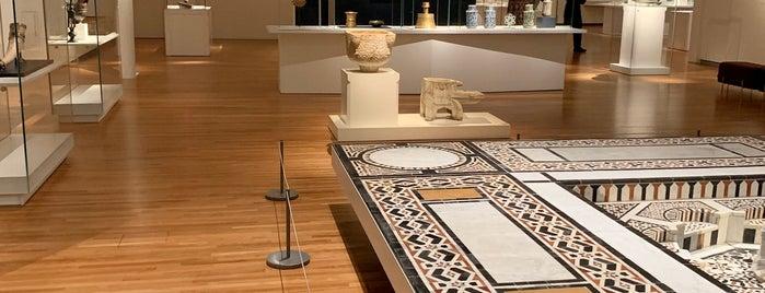 Aga Khan Museum is one of Tawseef'in Beğendiği Mekanlar.