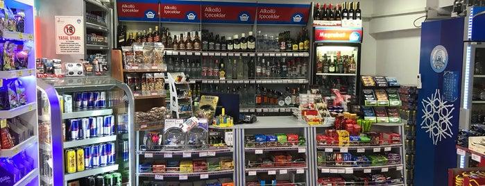 Ekomini Market Tekel Shop is one of Locais curtidos por Anıl.
