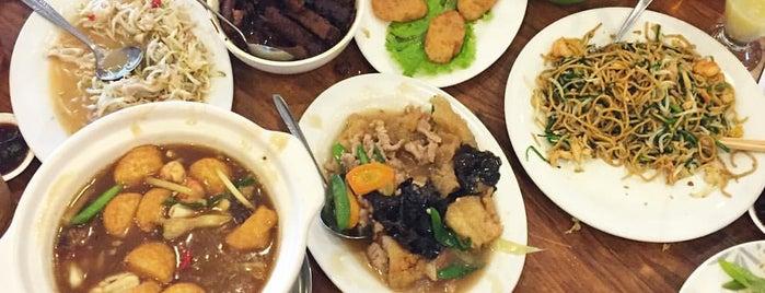 AMEN Restaurant is one of Jakarta, Indonesia.