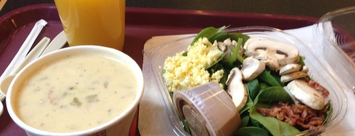 San Francisco Soup Company is one of Gluten Free in SF.