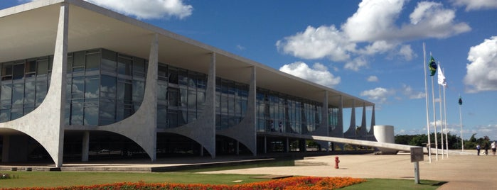 Palácio do Planalto is one of Architecture.