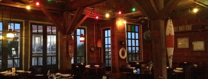 Waterman Restaurant is one of สถานที่ที่ Damien ถูกใจ.