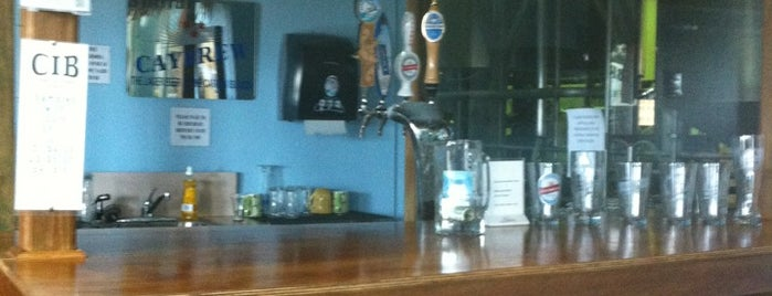 Cayman Islands Brewery is one of Cayman Islands.