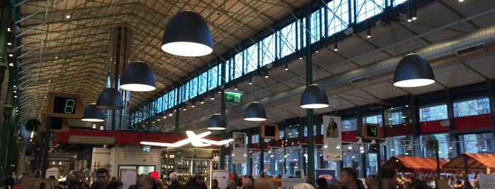 Eataly is one of Munich - Haidhausen, Max-, Isar- & Ludwigvorstadt.