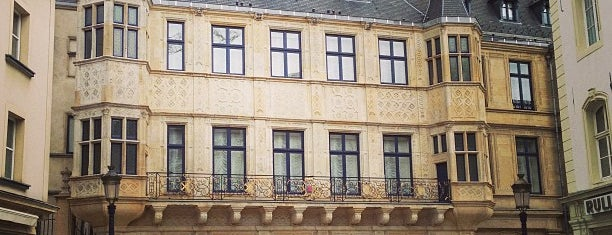 Palais Grand-Ducal is one of Luxembourg 🇱🇺.