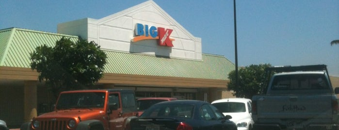 Kmart is one of My Fave places.