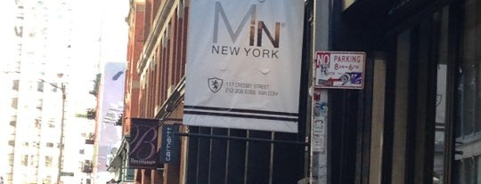 MiN New York is one of New York City.