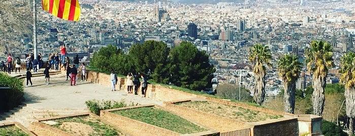 Parc de Montjuïc is one of Barcelona.