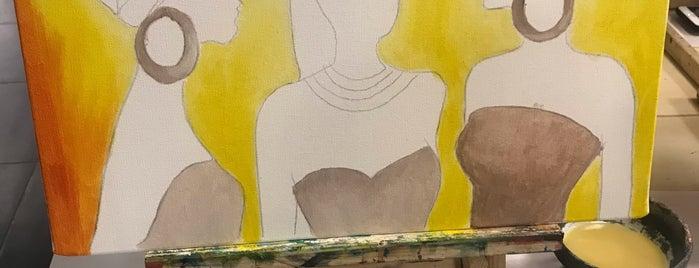 Studio Masterpiece is one of Lugares guardados de H.