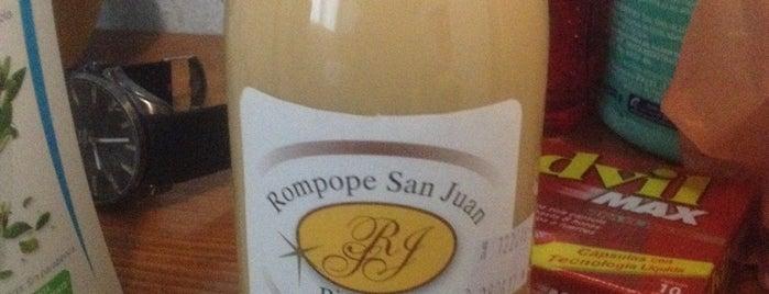 Rompope San Juan is one of Locais curtidos por Hilda.