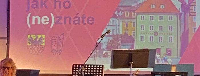 Konferenční centrum City is one of Konferenční prostory v Praze.