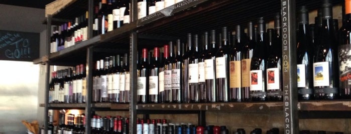 MAX's Wine Dive Austin is one of TV Food Spots: Austin Metro Area.