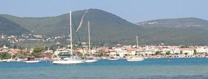 Deniz Kuvvetleri Yolluca Tesisleri is one of สถานที่ที่ İsmail ถูกใจ.