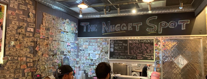 The Nugget Spot is one of No sleep til Brooklyn.