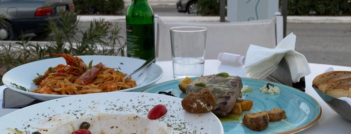 Hippocampus Restaurant Porto Heli Bay is one of Porto Heli 🇬🇷.