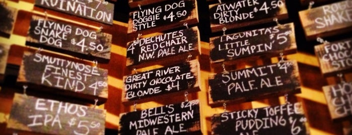 Craft Beer Bar is one of Springfield.