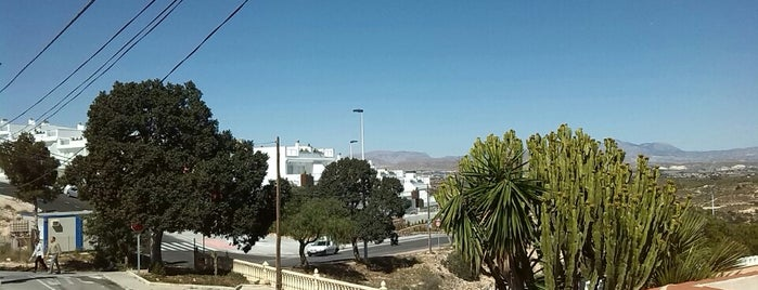 Subida a Gran Alacant is one of สถานที่ที่ María ถูกใจ.