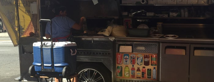 Tacos Quetzalcoatl is one of Chris' LA To-Dine List.