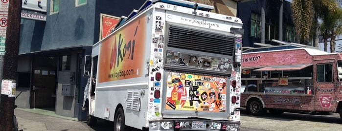 Kogi BBQ Truck is one of #myhints4LosAngeles.