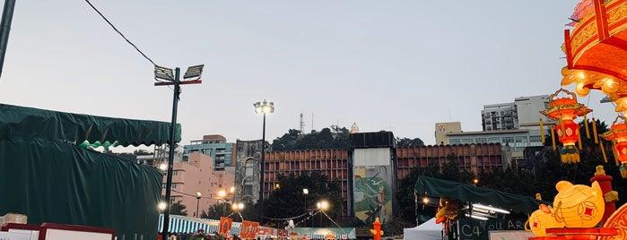 Praça do Tap Seac is one of macau.