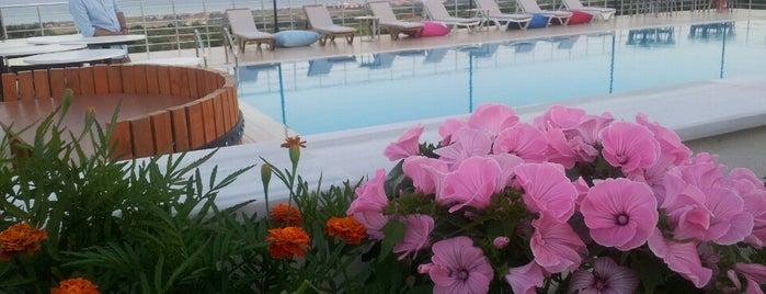İğdebağları Ganohora Butik Otel is one of gidilecek mekanlar.