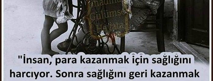 Üstünberk Holding is one of Ahmet'in Beğendiği Mekanlar.