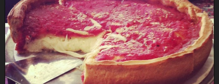 Giordano's is one of chitown.