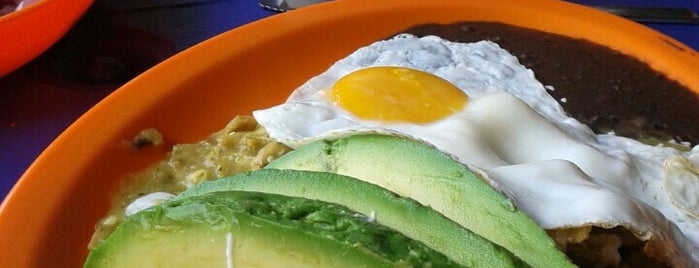 Frida Chilaquiles is one of [To-do] Monterrey.
