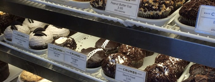 Crumbs Bake Shop is one of Food Places.