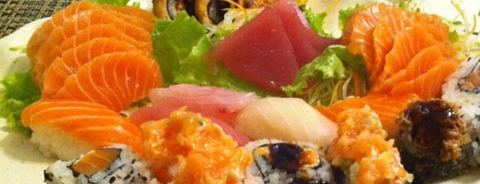 Dairin Sushi Bar is one of Lugares agora CONHECIDOS.