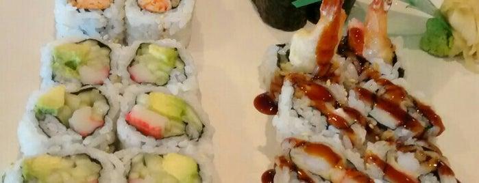 Sakura Japanese Restaurant is one of Tempat yang Disimpan Charles.