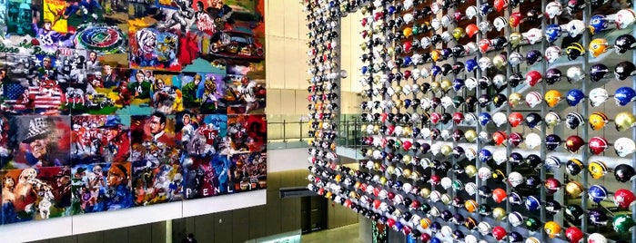 College Football Hall of Fame is one of Atlanta Places.