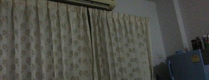 16** @Bundit Apartment| หอบัณฑิต is one of Lugares favoritos de Kidsada.