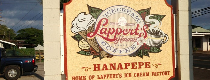 Lappert's Hawaii is one of chawaii.