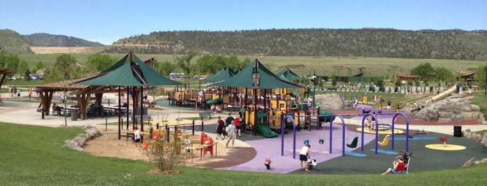 Spring Canyon Park is one of Fort Collins.