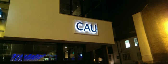 CAU is one of Argentines in the UK.