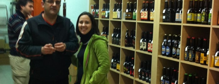 BeerStore is one of Barcelona -: Places Worth Going To!.