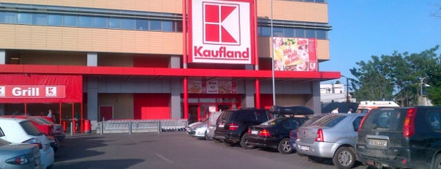 Kaufland is one of Locais curtidos por Enis.