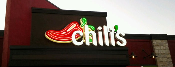 Chili's Grill & Bar is one of Anthonyさんのお気に入りスポット.