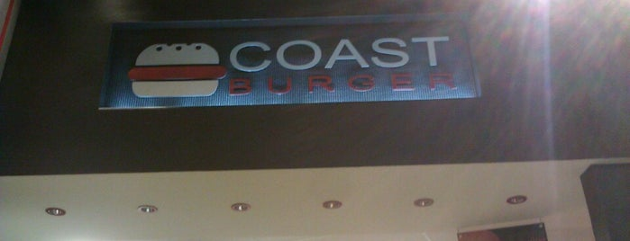 Coast Burger is one of Halal Spots around the Globe.