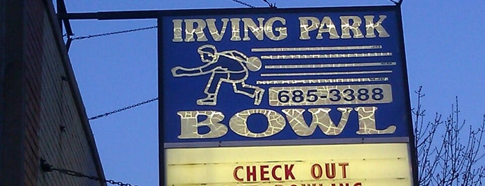 Irving Park Lanes is one of Love.