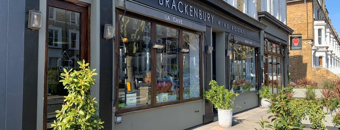 The Brackenbury Wine Rooms is one of Carlaさんのお気に入りスポット.