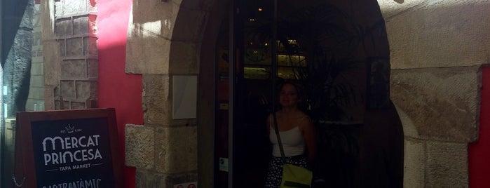 Mercat Princesa is one of Barcelona centre.