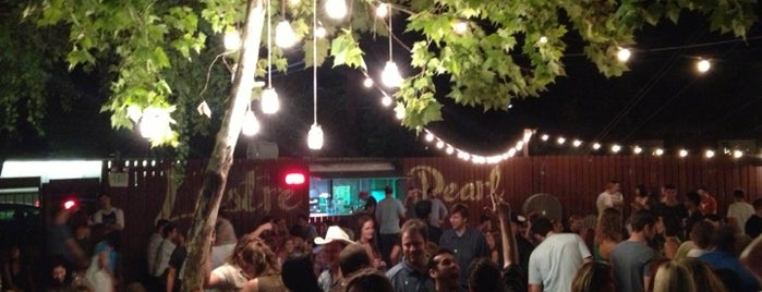 Lustre Pearl Bar is one of Austin Explorations.